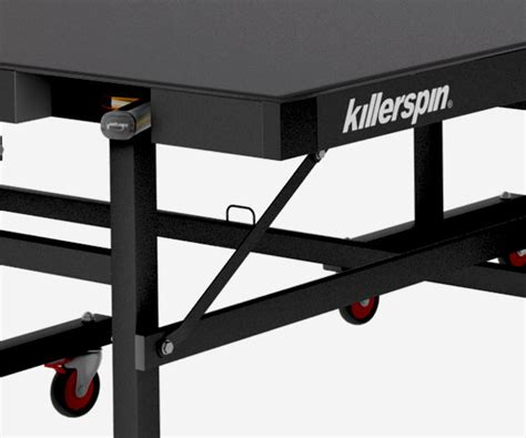 killerspin outdoor ping pong table killerspin myt7 blackstorm outdoor ping pong table