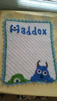 Inc Baby Blanket by Thousands Of Ideas About Monsters Inc Crochet On Mike From Monsters Inc Crochet