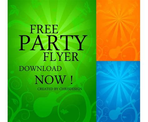 party flyer design kostenlos free party flyer background vektorgrafiken 365psd com