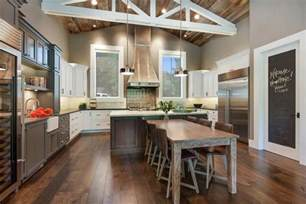 The Best Kitchen Designs warm and luxurious modern farmhouse decor ideas