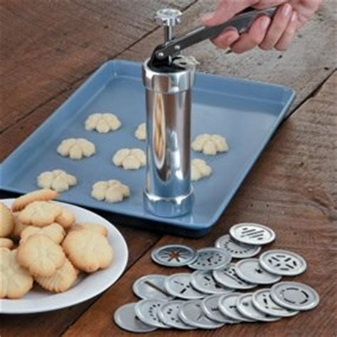 Biscuit Maker Cetakan Kue Marcato Marcato Atlas Deluxe Cookie Biscuit Gun Silver Made In Italy 20 Shapes Home
