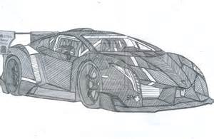 How To Draw Lamborghini Veneno Lamborghini Veneno Drawing 2017 Ototrends Net