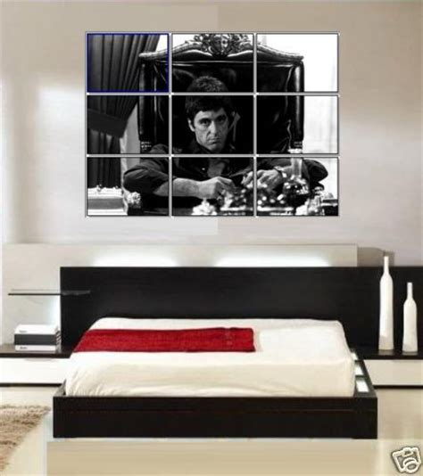 scarface home decor 17 best images about scarface on montana door
