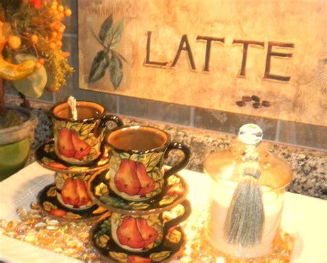 Red Kitchen Decorating Ideas autumn coffee tray traditional kitchen dc metro