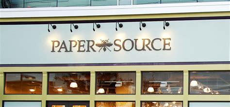 Paper Course - paper source mosaic