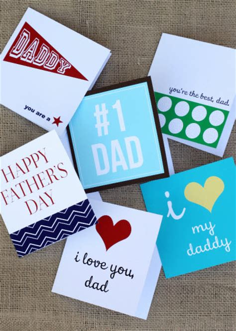 Can I Get Money Off A Gift Card - free printable fathers day cards living richly on a budget