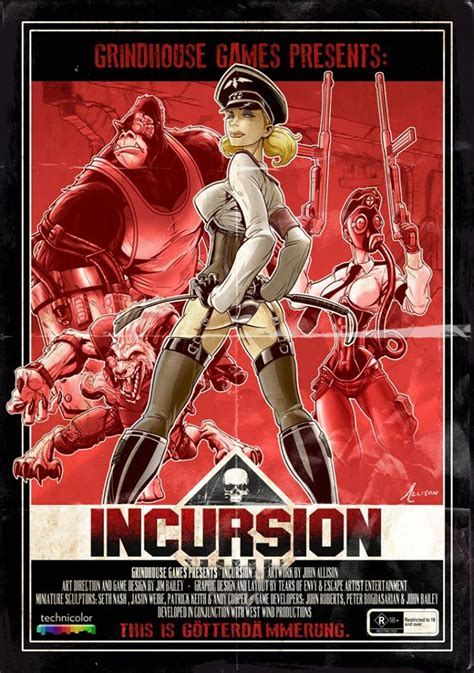 the grind house grindhouse games presents more incursion previews