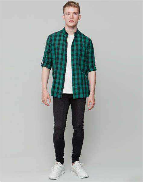camisas de hombre de cuadros m 225 s de 25 ideas incre 237 bles sobre camisa cuadros hombre en