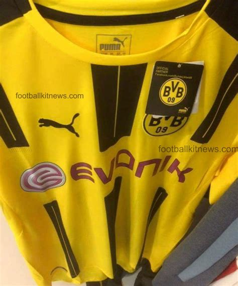 Jersey Dortmund Away 2016 2017 leaked borussia dortmund home kit 2016 2017 by