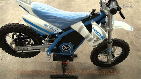 Elektrisches Motorrad Kind by Elektrisches Kinder Motorcross Motorrad Torrot E12