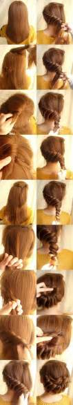 step by step hairstyles easy made stylesnew