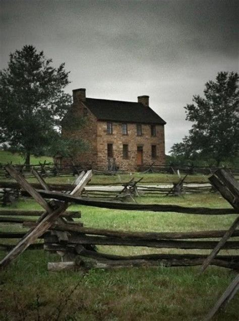 the civil war started in my front yard quot house quot in the manassas national battlefield in
