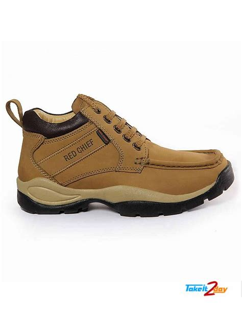 Red Chief Mens Shoes | red chief casual shoes mens colour rust rc2051022