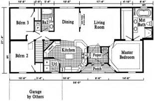 open floor plans ranch style