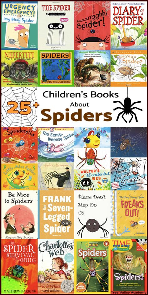 spider picture books children s books about spiders