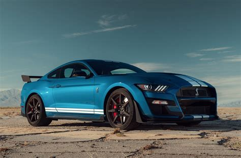 2020 ford mustang 2020 ford mustang shelby gt500 cranks out more than 700hp