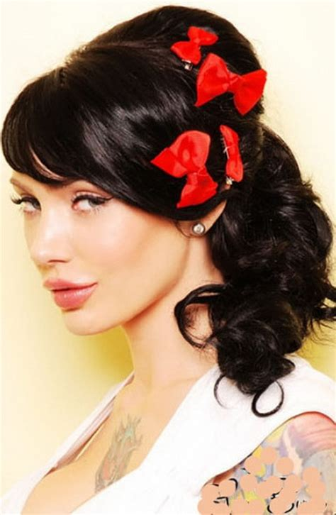 www hairstyle pin pin up hairstyles for short hair