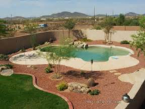 deserts landscapes mulch around pools pools decks landscapes backyards pools landscapes