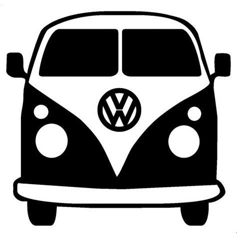 volkswagen bus clipart free vw bus clipart google art project ideas