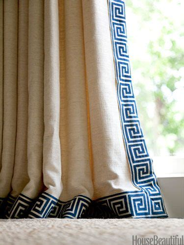 how to trim curtains curtain trim on pinterest contemporary curtains greek