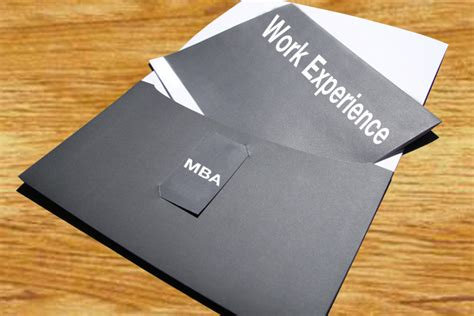 Mba Schools Returning Work Experience by Mba Work Experience What Do B Schools Require