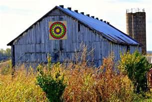 Quilt Barn Trail by Barn Quilt Trail Folksy Phenomenon Vogel Talks Rving