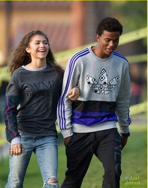are zendaya and trevor jackson zendaya and her boyfriend zendaya pinterest zendaya