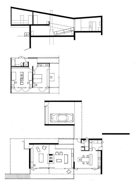 House Over Garage Harry Seidler Amp Associates Meller House