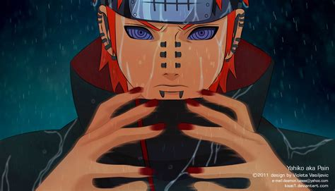 wallpaper keren pain naruto wallpaper yahiko naruto