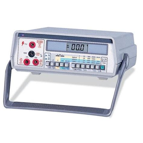 bench top multimeter benchtop digital multimeter u43577 instek gdm 8034