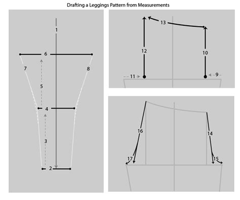 teach yourself pattern drafting drafting and sewing leggings stretch yourself