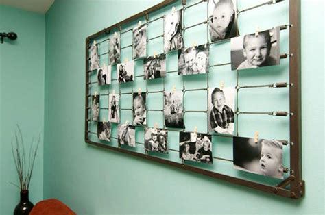 creative ways to display photos without frames 22 lovely diy ways to display your family photos