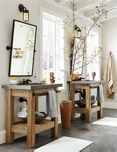 rustic mirrors for bathrooms rustic his bathroom sinks the lights mirrors