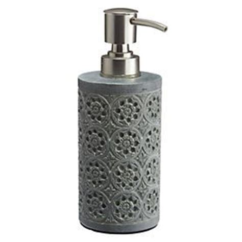 by sainsbury s boho soapstone soap dispenser bathroom