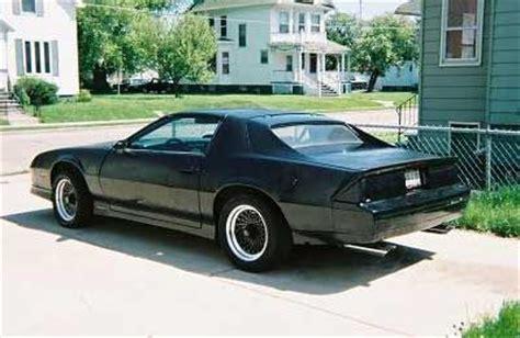 fiberglass rear notchback hatch | 1982 1992 f body camaro