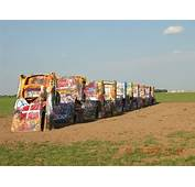 Cadillac Ranch Founder Has Gone To In The Sky  GM