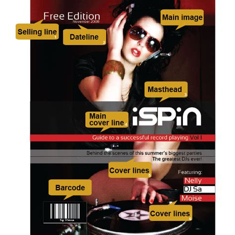 layout majalah musik how to create a music magazine cover in indesign