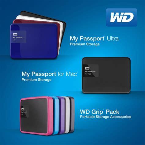 New Ssd Wd My Passport 1 Tb wd redesigns my passport ultra drives new 3tb capacity