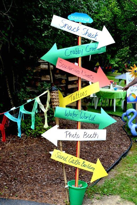 backyard bash party ideas guest party backyard beach bash