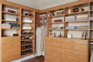 beauteous walk in closet space featuring open organize