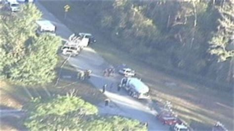sadly one person killed in car crash today on disney world