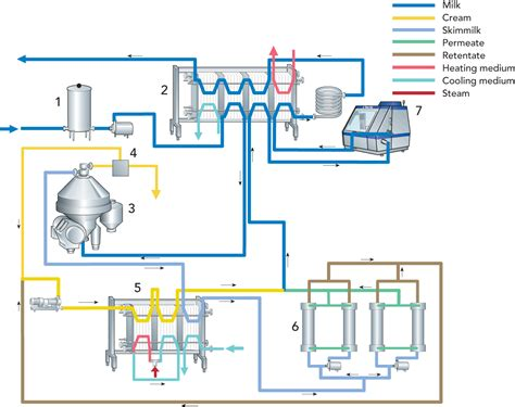 Extended Shelf Milk Processing by Pasteurized Milk Products Dairy Processing Handbook