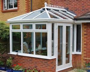 Small Victorian Homes Edwardian Conservatories Self Build Conservatories