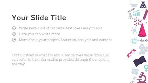 themes for google slides science science google slides theme free google presentation