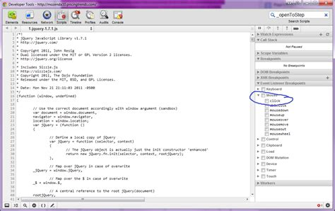 tutorial javascript onclick add onclick listener javascript phpsourcecode net