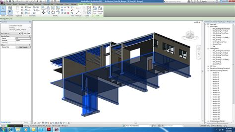 t shaped bim bim integrated design why is it important to develop a family with nested