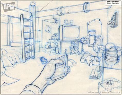 draw a room animation portfolio room drawings animation portfolio