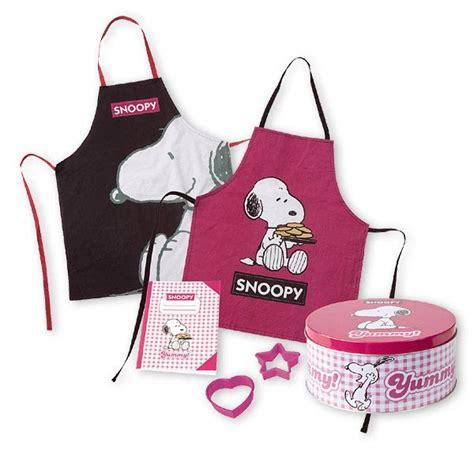 Set Snoopy utensilios de cocina set de cocina de snoopy