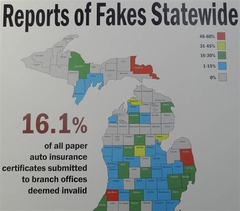 Auto Insurance Troy Mi 1 by Michigan Is Launching A Crackdown On Auto Insurance Fraud