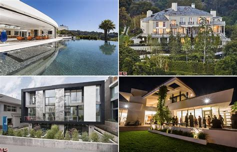 elon musk homes elon musk curbed la